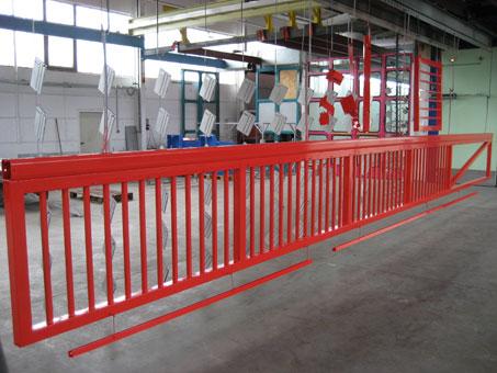 Bild 2 WEIDE Pulverbeschichtung und Strahltechnologie in Karlsruhe