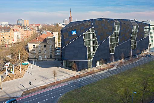 Bild 1 Volksbank Karlsruhe eG in Karlsruhe