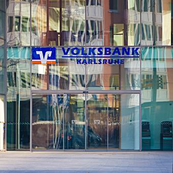 Bild 2 Volksbank Karlsruhe eG in Karlsruhe