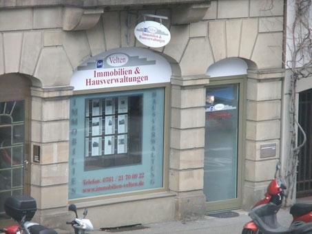 Bild 1 VELTEN IMMOBILIEN in Freiburg