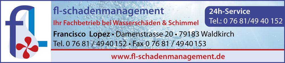Bild 3 FL Schadenmanagement Wasserschadenbeseitigung in Waldkirch