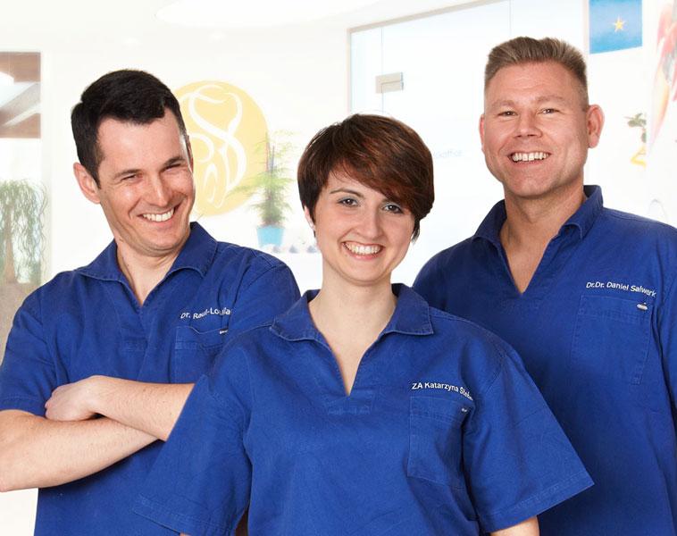 Bild 1 Zahn�rztliche Praxisklinik Salwerk in Gaggenau