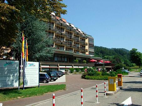 Bild 1 ACURA-Kliniken Baden-Baden in Baden-Baden