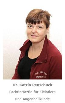 Bild 1 Gemeinschaftspraxis f�r Kleintiere und Augenheilkunde, Dr. Katrin Penschuck u. DVM Christine Rutz in Leipzig