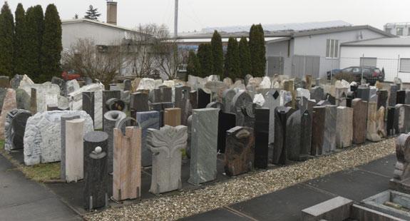 Bild 2 M�ller Grabmale GmbH in Graben-Neudorf
