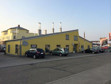 Bild 1 Aichinger Ofenwelt in Graben-Neudorf