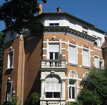 Bild 2 Hahn in Freiburg