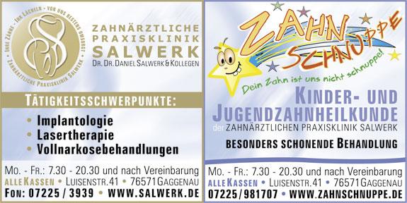 Bild 3 Zahn�rztliche Praxisklinik Salwerk in Gaggenau