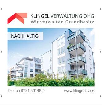 Bild 1 Klingel Verwaltung OHG in Karlsruhe