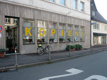 Bild 1 Textstudio Gross in Heidelberg