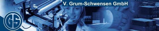 Logo von Grum-Schwensen V. GmbH