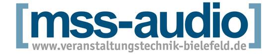 mss-audio Veranstaltungs GmbH & Co.KG