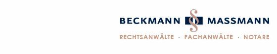 Beckmann § Massmann