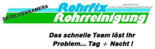 Bild zu Rohrfix - Rohrreinigung GmbH in Bad Nenndorf