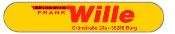 Logo von Wille Frank