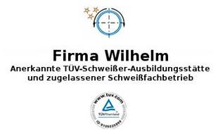 Wilhelm, Jan TÜV-Schweißerausbildungsstätte