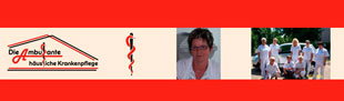 AMBULANTE häusliche Krankenpflege Eva-Maria Scheer