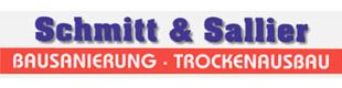Logo von Schmitt & Sallier Bausanierung-Trockenbau
