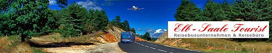 Reisebüro Elb - Saale Tourist Reisebusunternehmen