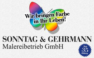 Logo von Sonntag & Gehrmann Malerbetrieb GmbH