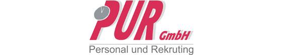 Logo von PUR GmbH Personal und Rekruting