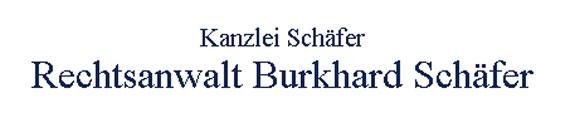 Kanzlei am Rathaus Burghard Schäfer