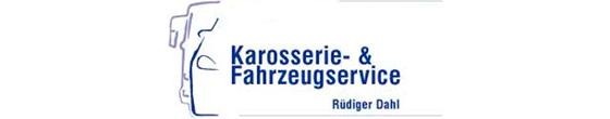 Logo von Rüdiger Dahl GmbH & Co. KG Karosserie- & Fahrzeugservice