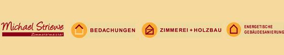 Logo von Michael Striewe Dach- u. Holzbau GmbH