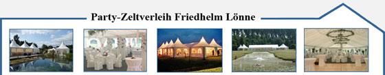 Lönne Partyzeltverleih Friedhelm