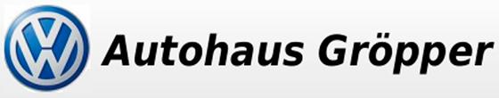 Logo von Autohaus Gröpper GmbH