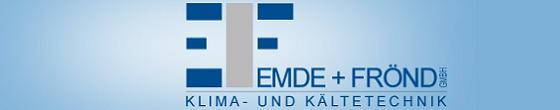 Emde & Frönd GmbH Klima- & Kältetechnik