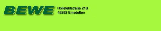 BEWE Stahl- und Metallbau GmbH