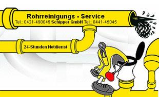 Bild zu Rohrreinigungs-Service Schipper GmbH in Bremen