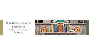 Logo von Rechtsanwälte Friedrichs, von Oldenburg, Schulte