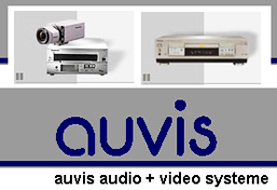auvis audio + videosysteme GmbH