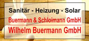 Logo von Wilhelm Buermann GmbH