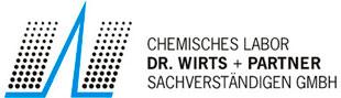 Logo von Chemisches Labor Dr. Wirts u. Partner Sachverständigen GmbH