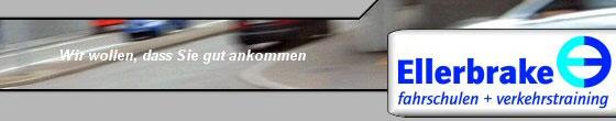 Logo von Ellerbrake Fahrschulen u.Verkehrstraining