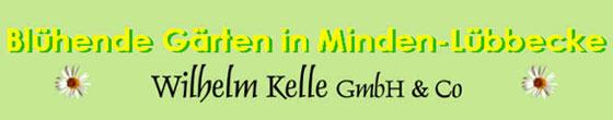 Logo von Garten- u. Landschaftsbau Wilhelm Kelle GmbH & Co.