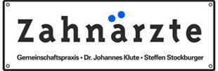 Dr. Johannes Klute u. Steffen Stockburger