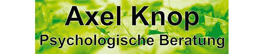 Knop Axel - Psychologische Beratung