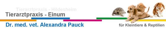 Logo von Tierarztpraxis-Einum, Dr. med. vet. A. Pauck