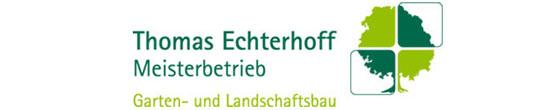 Logo von Echterhoff Thomas Gärtnermeister Anspruchsvolle Naturstein- und Keramikverarbeitung