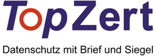 TopZert GbR Datenschutz mit Brief und Siegel