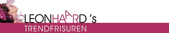 Logo von LeonHAARd's Trendfrisuren