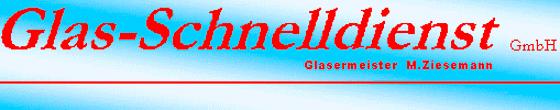 Glas Reparatur Schnelldienst GmbH