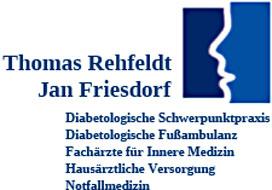 Rehfeldt, T., Friesdorf, J. Fachärzte für Innere Medizin, Diabetologische Schwerpunktpraxis
