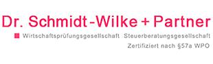Dr. Schmidt-Wilke + Partner Wirtschaftsprüfungsgesellschaft Steuerberatungsgesellschaft