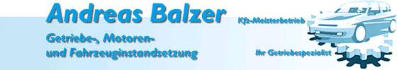 Balzer, Andreas Kfz-Rep. Werkstatt Brüggen