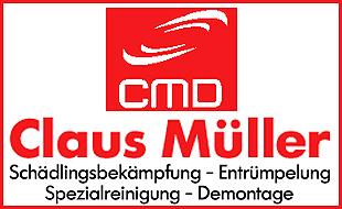 Logo von CMD GmbH Claus Müller